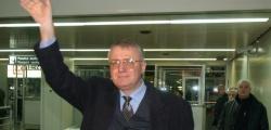 Vojislav Šešelj danas u Beogradu