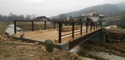 Završetak sanacije mosta u Jasenici
